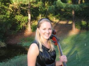 Stephanie, cellist